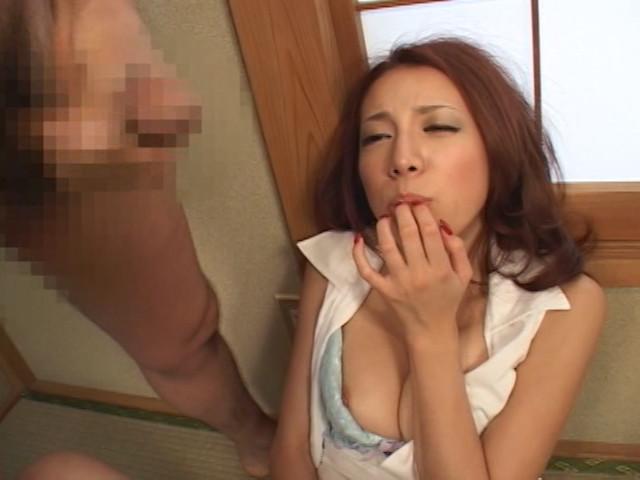 美熟女センズリ鑑賞2