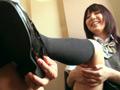 女子校生 強烈!金○責め手コキ! 1