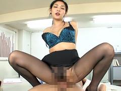 【エロ動画】痴女QUEEN 深田梨菜 BEST 4時間のエロ画像