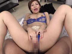 【エロ動画】たっぷりの変態淫語でオナニーサポート 夏希みなみのエロ画像