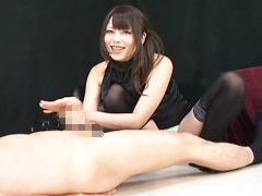 【エロ動画】強制寸止め射精コントロールのエロ画像
