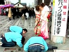 【エロ動画】突撃土下座ナンパ 総集編24のエロ画像
