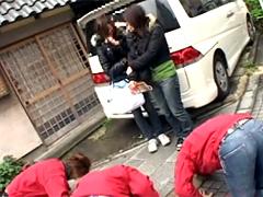 【エロ動画】Let's突撃土下座ナンパ169のエロ画像