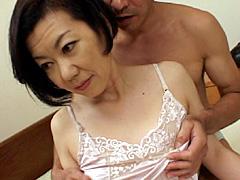 【エロ動画】きれいな奥様 保坂千鶴子のエロ画像