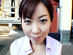 【エロ動画】濡めりの濁液 岡田由里のエロ画像