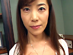 【エロ動画】きれいな奥様 鏡志穂のエロ画像