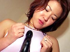 【エロ動画】セレブ中出し 渡瀬りえのエロ画像