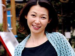 【エロ動画】きれいな奥様 香里のエロ画像