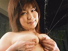 【エロ動画】噴乳中出し 宝生桜のエロ画像