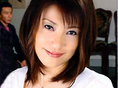 【エロ動画】綺麗な友母に中出し 神野美緒の人妻・熟女エロ画像