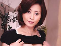 綺麗な友母に中出し 斉藤由美