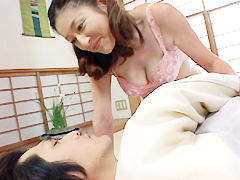 【エロ動画】近親相姦DX vol.2の人妻・熟女エロ画像