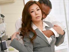 【エロ動画】黒人と熟女 VOL.02のエロ画像