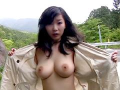 人妻野外紀行 〜露出と云う禁断の快楽〜