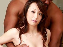 【エロ動画】黒人賛歌 〜熟女の乱〜のエロ画像