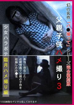 父親子○ハメ撮り3 幻の名作「パ●撮って」シリーズ 完全復刻版