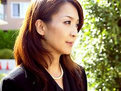 【エロ動画】隣の未亡人 艶堂しほり 美咲藤子の人妻・熟女エロ画像