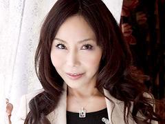 【エロ動画】熟女結婚相談所 富樫まり子の人妻・熟女エロ画像