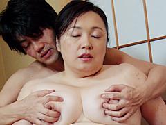 【エロ動画】肉熟女 癒しの中出し 木村典子 52歳のエロ画像
