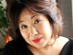 【エロ動画】肉熟女 癒しの中出し 絹田美津 46歳の人妻・熟女エロ画像