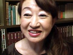 【加集ひかりpowertube】還暦お達者中出し-佐久間久美-68歳-熟女