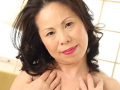 【エロ動画】熟女の巨尻 湯沢多喜子 55歳のエロ画像