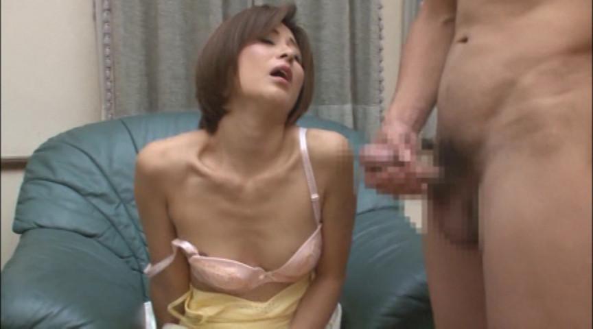 【デリヘル】素人感たっぷりの女の子がキモ男にHなサービス 21分