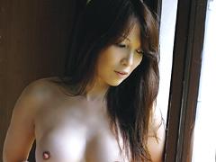 【エロ動画】熟女専科 初脱ぎ熟女 ゆり子 43歳の人妻・熟女エロ画像