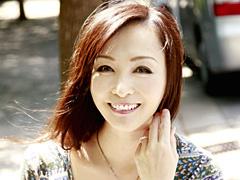 【エロ動画】熟女専科 初脱ぎ熟女 さよ子 45歳のエロ画像