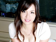 【エロ動画】熟女専科 初脱ぎ熟女 沙織 35歳のエロ画像