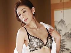 【エロ動画】俺たちの熟女 百合子 49歳のエロ画像
