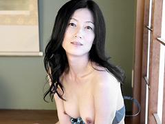 【エロ動画】近親相姦 今夜はキレイなママと二人きり 七海ひさ代のエロ画像
