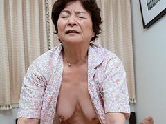 【エロ動画】六十路の母さんに膣内射精 中出し交尾25人8時間のエロ画像