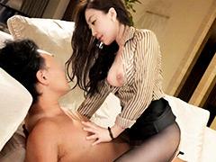社長秘書の人妻 33歳 美咲愛華 AVデビュー!!