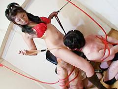 美女達の快感奴隷 屈辱の尻舐め奉仕奴隷