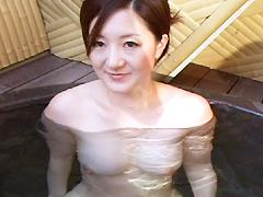 【エロ動画】不倫人妻 淫乱温泉旅情 悦楽の章 ゆみのエロ画像