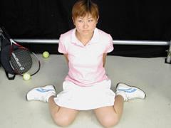 テニス娘の感度測定