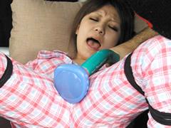 就寝少女パジャマ遊戯