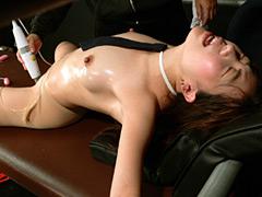 宮内静奈:色白美肌婦警の喘ぎ声