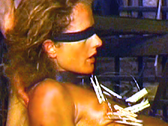 【エロ動画】虐待拷問歴史館 野外・水責窒息編のエロ画像