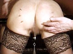 【エロ動画】針とセレブ1 虐待舞踏会のエロ画像