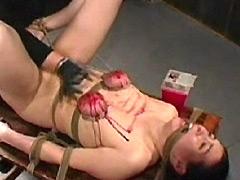 【エロ動画】欧州カルト拷問 激針5のエロ画像