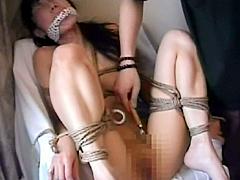 【エロ動画】修羅の奴隷美学 鮮血の陰部貫通のエロ画像