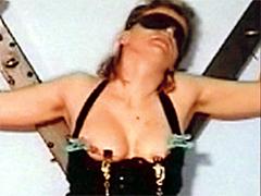 【エロ動画】針刺マダム娼婦館のSM凌辱エロ画像