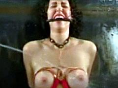 【エロ動画】水獄8 瀕死の水責め拷問のSM凌辱エロ画像