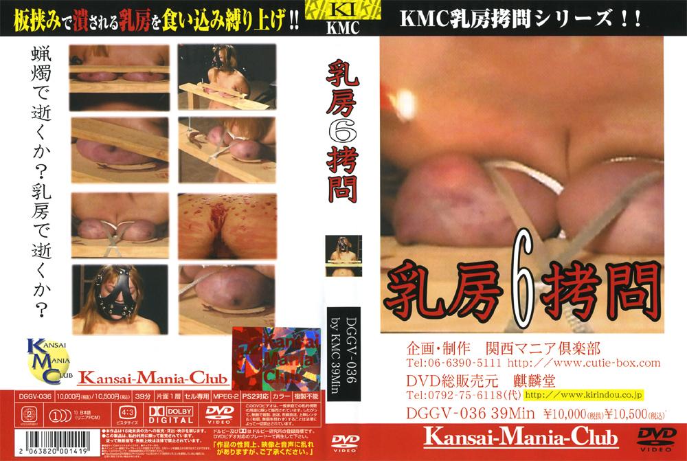 乳房拷問6のエロ画像