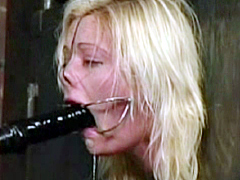 【エロ動画】局部タバコ焼印 火炎放射 顔面拷問のSM凌辱エロ画像