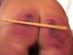 【エロ動画】欧州スパンキング大図鑑 〜監獄編〜のエロ画像