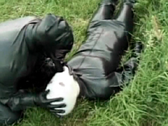【エロ動画】rubber's lover1のエロ画像