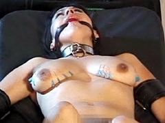 【エロ動画】欧州カルト拷問 血戒3のSM凌辱エロ画像